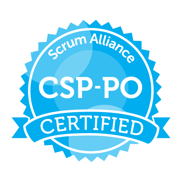 Certified Scrum Professional Product Owner